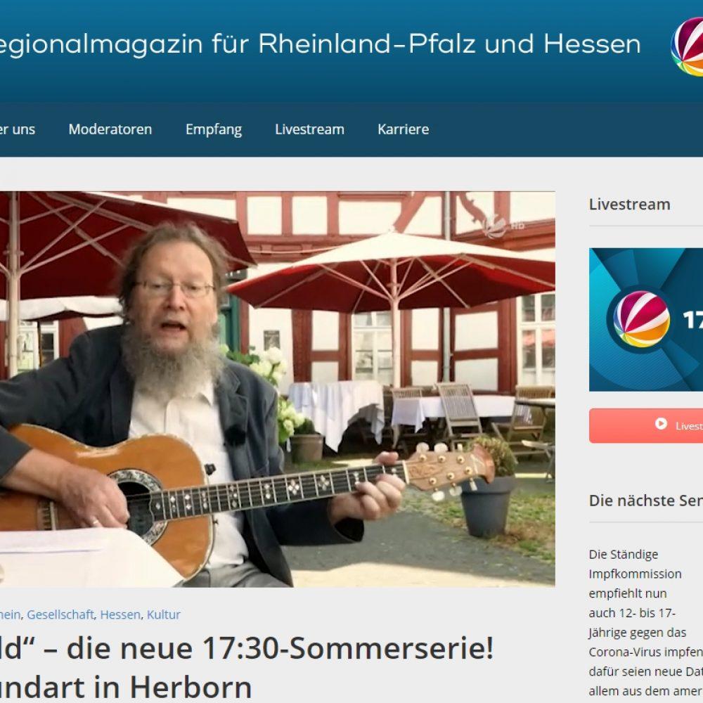 """Sat 1 stellt Mundart vor in Sommer-Serie """"Old & Gold"""""""
