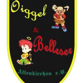 Oiggel und Belleser