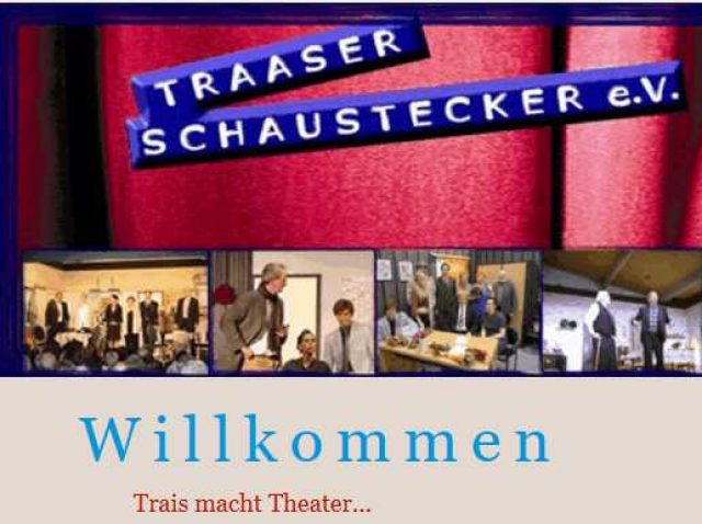 Traaser Schaustecker
